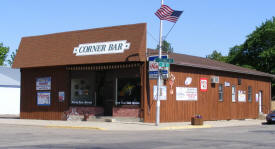 Corner Bar, Eden Valley Minnesota