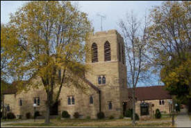 First Christian Reformed Church, Edgerton Minnesota