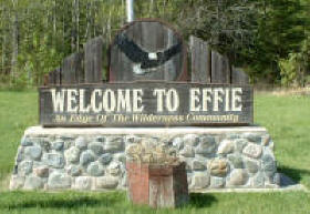 Welcome to Effie Minnesota
