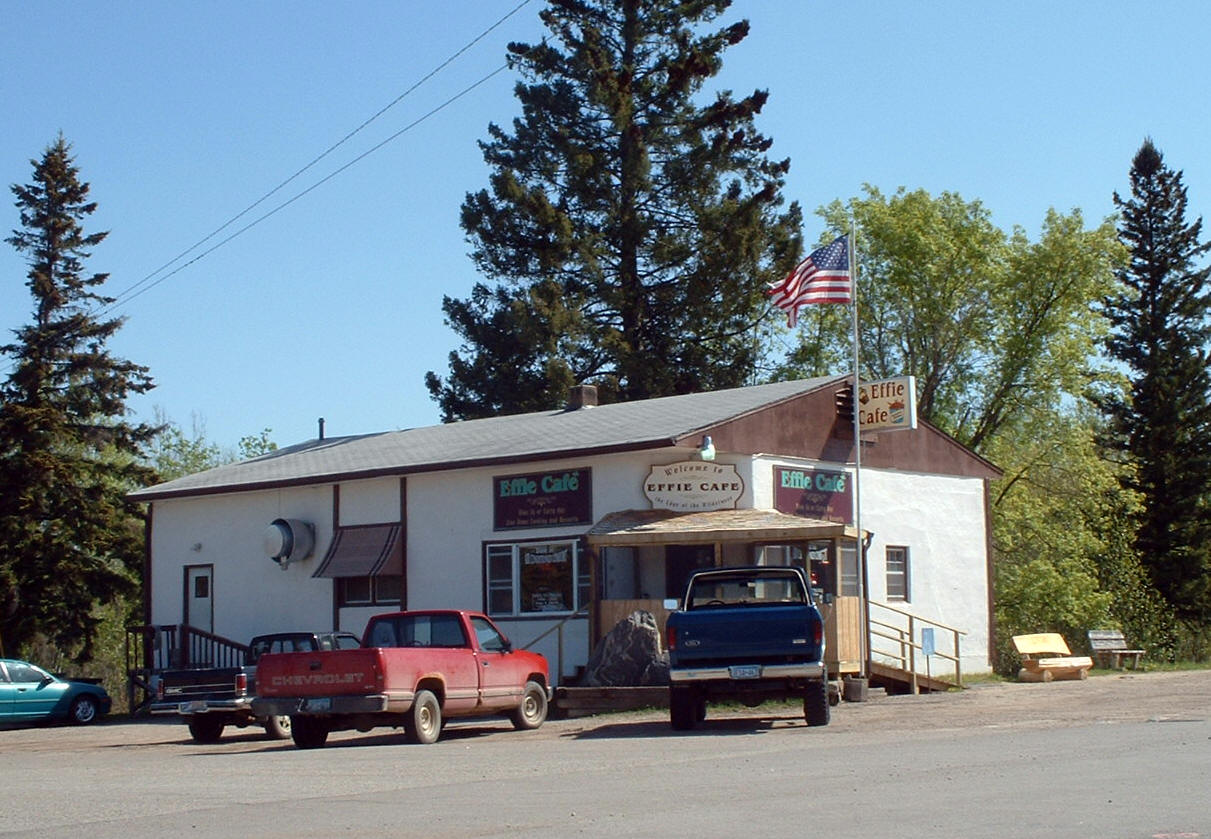 EFFIE Cafe, EFFIE Minnesota, 2003