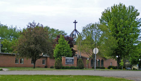 Trinity Lutheran Church, Elgin Minnesota, 2010