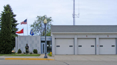 City Hall and Fire Station, Elgin Minnesota, 2010