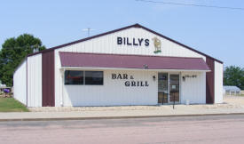 Billy's Bar and Grill, Ellsworth Minnesota