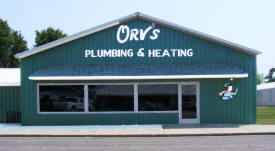 Orv's Plumbing and Heating, Ellsworth Minnesota