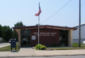 US Post Office, Ellsworth Minnesota