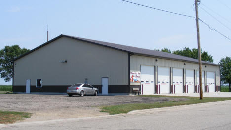 Fire Department, Ellsworth Minnesota, 2012