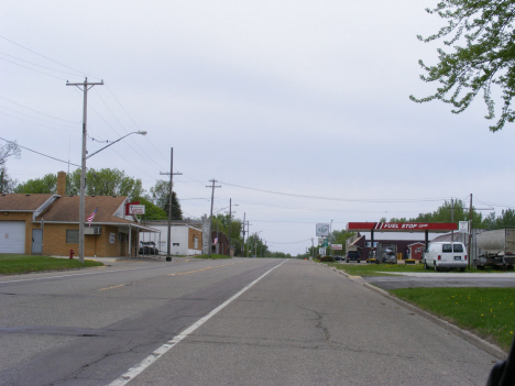 US Highway 169, Elmore Minnesota, 2014