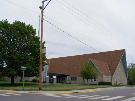 Trinity Lutheran Church, Elmore Minnesota, 2014
