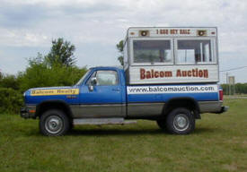 Balcom Auction, Elmore Minnesota