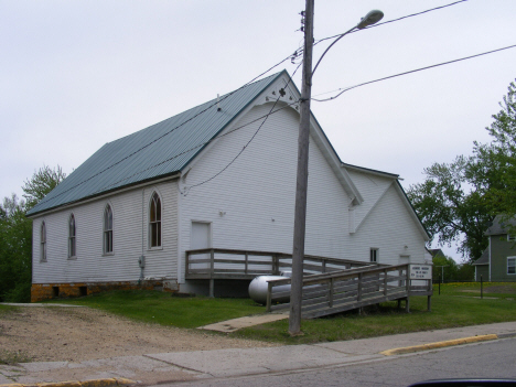 Former Methodist Church, Elmore Minnesota, 2014