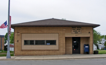 Post Office, Elmore Minnesota