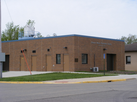 Water Treatment Facility, Elmore Minnesota, 2014