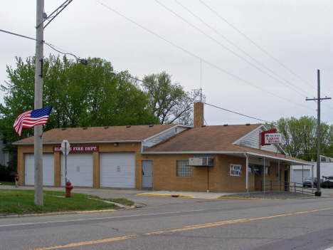 Municipal Liquor Store and Fire Department, Elmore Minnesota, 2014