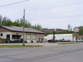 Jerry's Tire and Service, Elmore Minnesota