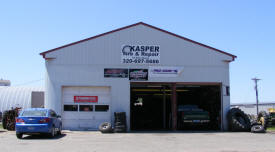 Kasper Tire & Repair, Elrosa Minnesota