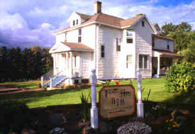 Trezona House Bed & Breakfast, Ely Minnesota