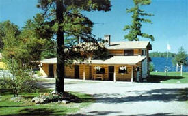 Lodge of Whispering Pines, Ely Minnesota