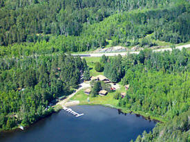 Shig-Wak Resort, Ely Minnesota