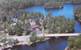 Silver Rapids Lodge, Ely Minnesota