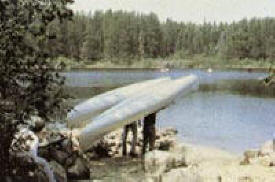 Cliff Wold's Canoe Trip Outfitting, Ely Minnesota