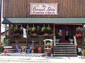 Ely Bouquet Shop, Ely Minnesota