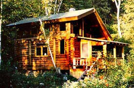 Log Cabin Hideaways, Ely Minnesota