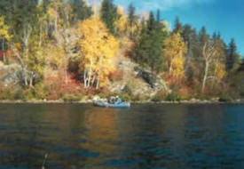 Jasper Creek Guide Service, Ely Minnesota