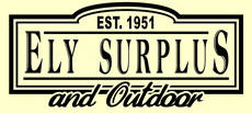Ely Surplus & Outdoor, Ely Minnesota