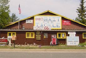 Babe's Bait & Tackle, Ely Minnesota