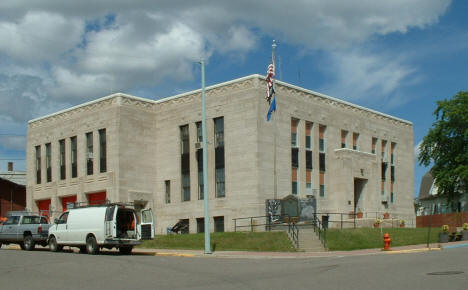 City Hall, Ely Minnesota, 2005