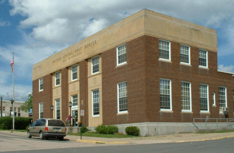 US Post Office, Ely Minnesota, 2005
