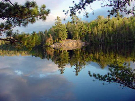 Boundary Waters Canoe Area (BWCAW), 2008