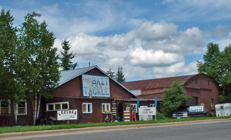 Babe's Bait and Tackle, Ely Minnesota, 2005