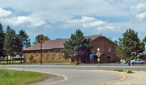 Super 8 Motel, Ely Minnesota, 2005