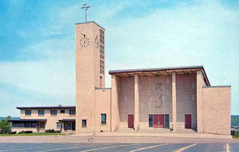 St. Anthony de Padua Church, Ely Minnesota, 1970