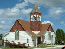 United Methodist Church of Ely in Ely Minnesota