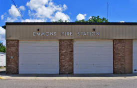 Emmons Fire Department, Emmons Minnesota