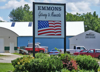 Welcome to Emmons Minnesota