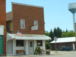 Em's Coffee & Deli, Akeley Minnesota