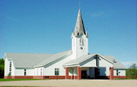 Grace Lutheran Church, Erhard Minnesota