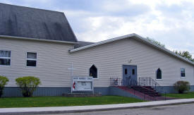 United Methodist Church, Erskine Minnesota