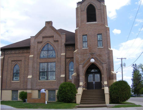 Grace Lutheran Church, Erskine Minnesota, 2008