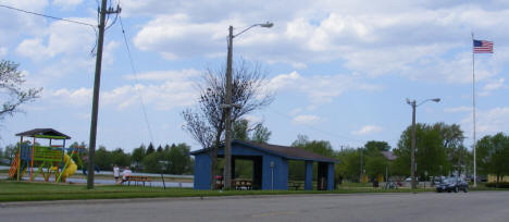City Park, Erskine Minnesota, 2008