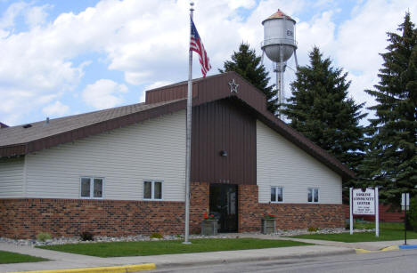 City Hall and Community Center, Erskine Minnesota, 2008