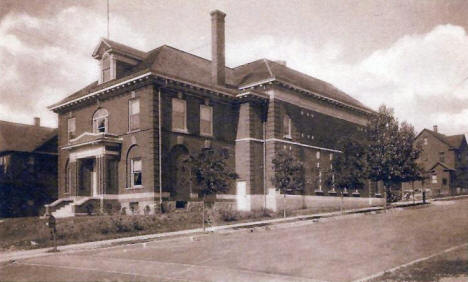 Masonic Temple, Eveleth Minnesota, 1920's