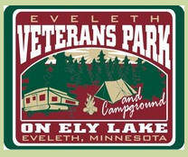 Eveleth Veteran's Park, Eveleth Minnesota