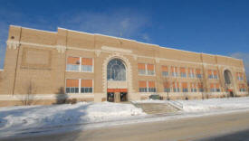 Senior High School, Eveleth Minnesota