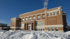 Junior High School, Eveleth Minnesota