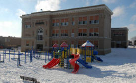 Franklin Elementary School, Eveleth Minnesota