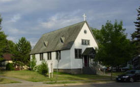 St. John's Episcopal Church, Eveleth Minnesota